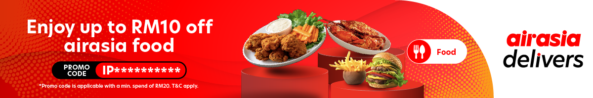 AirAsia Food EC
